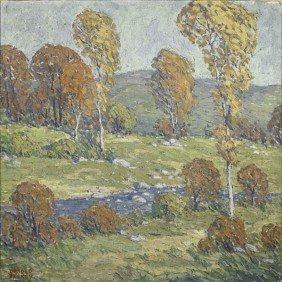 DONALD DESKEY: Oil Painting