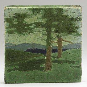 GRUEBY; Tile ''The Pines''