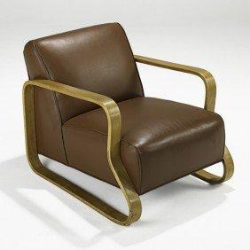 ALVAR AALTO; FINMAR; Lounge Chair