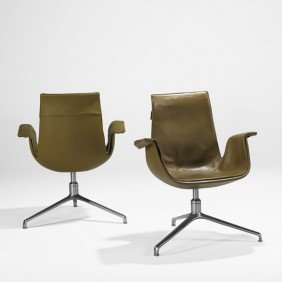 PREBEN FABRICIUS AND JORGEN KASTHOLM; Bird Chairs