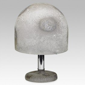 ALFREDO BARBINI; Table Lamp
