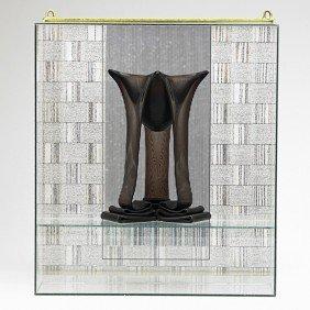 SYDNEY CASH; Wall Hanging Sculpture