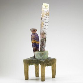 JOSE CHARDIET; Sculpture