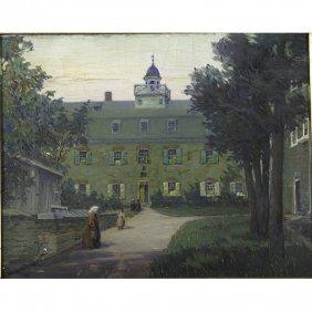 EMIL GELHAAR (American, 1862-1934)