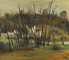 George Laszlo  (Hungarian/American, 1891 - 1965)