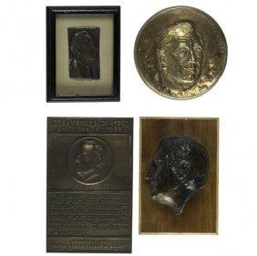 Plaques & Medallions Franklin D. Roosevelt