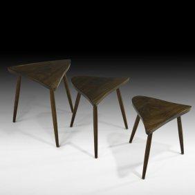 GEORGE NAKASHIMA Nesting Tables