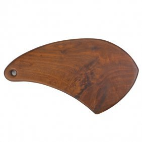 WHARTON ESHERICK Black Walnut Cutting Board