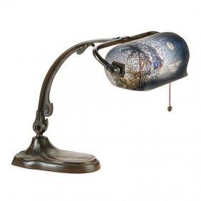Handel Treasure Island Desk Lamp