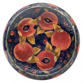 Moorcroft Large Pomegranate Center Bowl