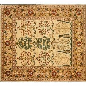 Peshawar Sultanabad Contemporary Wool Rug