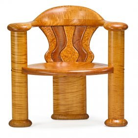 Robert Whitley Throne Chair