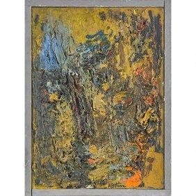 Albert Kotin (american, 1907-1980)