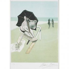 Francis Bacon (british, 1909-1992)