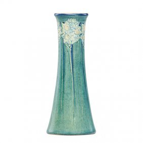 A.f. Simpson; Newcomb College Transitional Vase