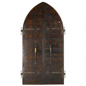 Samuel Yellin Important Doors