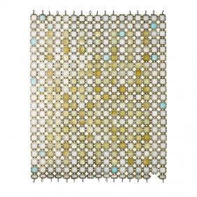 Tiffany Studios Moorish Panel