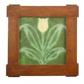 Grueby Tulip Tile