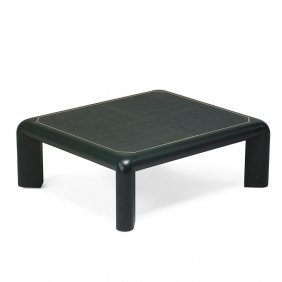Karl Springer Coffee Table