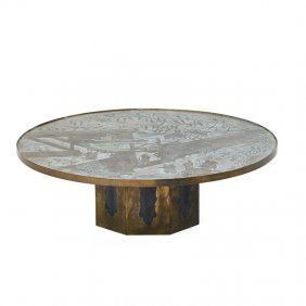 Philip And Kelvin Laverne Chan Coffee Table