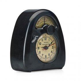 Isamu Noguchi Clock And Kitchen Timer