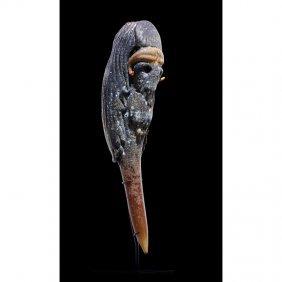 William Morris Glass Sculpture