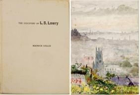 LAURENCE STEPHEN LOWRY (ENGLISH 1887-1976), LOT (7)