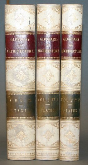 A Glossary Of Terms Used In Grecian... 3 Vols 185