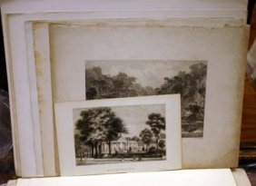 ~72 Lithos & Engravings: Sites In New England.