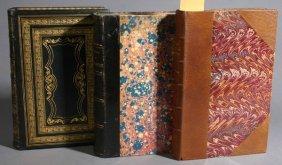 3 Books, Incl: Barnes' Centenary History.