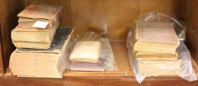 9 Books, Various Subjects W/ The Olive Branch,1816