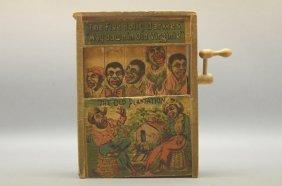 Black Americana Toy: Reed's Old Plantation