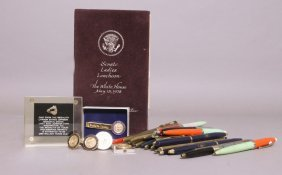 33 Items From Wh Vice Presidents & First Ladies.