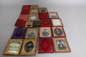 14 Ambrotypes & Tintypes.