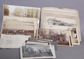 52 Photos: Mamie Spear: Johnstone Flood, Md Fire