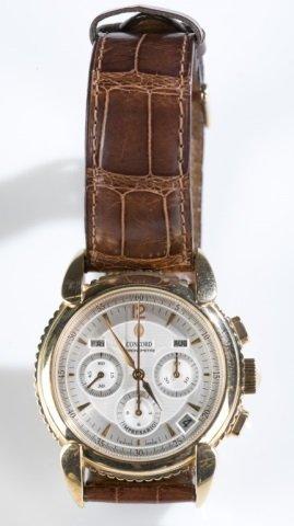 Concord Impresario Chronometer Watch.