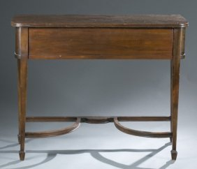159 Wallace Sterling With Silver Sideboard. C.20th