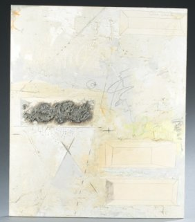 Small Painting #3, 1971.