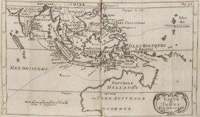 Dampier, Guillaume Nouveau Voyage Autour Du Monde, Où