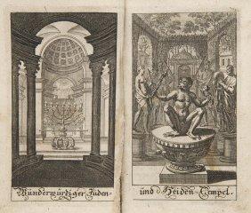 Ross, Alexander Der Wunder-würdige Juden- Und