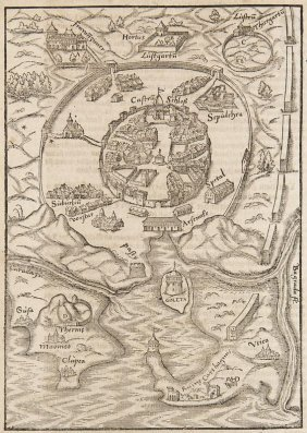 Münster, Sebastian Sammlung Von Ca. 93