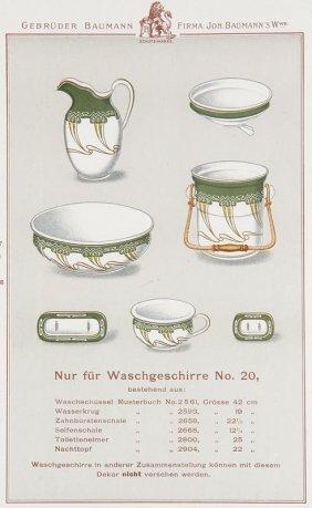 Gebrüder Baumann Katalog Der Emaillier- & Stanzwerke