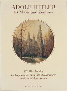 Price, Billy F Adolf Hitler Als Maler Und Zeichner. Ein