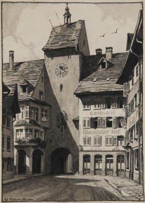 Siebert-leman, Walter Sammlung Von Ca. 40 Meist