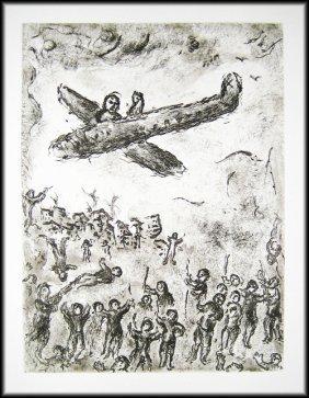 Marc Chagall - Et Sur La Terre 11