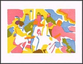 Wassily Kandinsky - Orientalischess