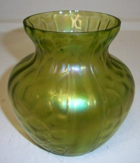 Loetz Of Austria Vase