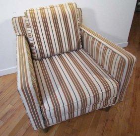 Dunbar Upholstered Deep Seated Armchair