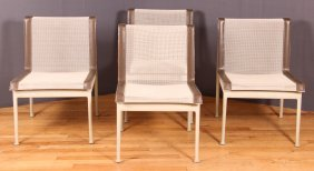 4 Richard Schultz For Knoll 1966 Collection Side Chairs
