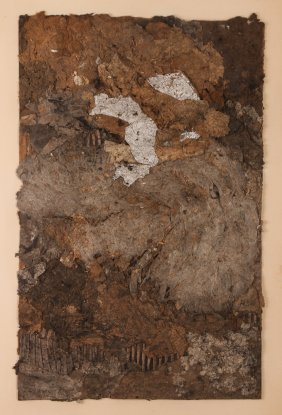 "Gene Hedge 1956 ""untitled Collage"""